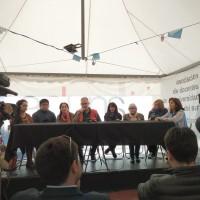 Universidad Nacional del Sur (Bahía Blanca), conferencia de prensa.