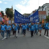 Movilización y acto en Tucumán