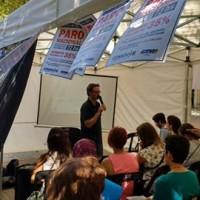 Clase Pública en Mendoza. U. N. de Cuyo