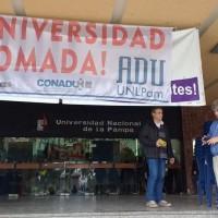 Universidad Nacional de La Pampa (sede central, Santa Rosa)